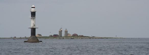 Inbetween Väröbacka, and Onsala.