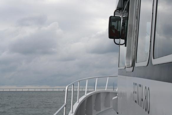 PTA 80 and the Öresund bridge