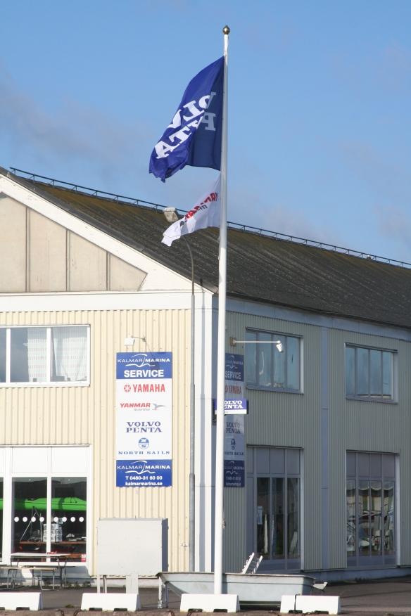 Volvo Penta Service dealer in Kalmar.