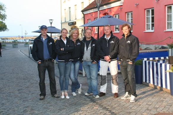 Thomas, Anna Carin, Maja., Niclas, Anders & Felix